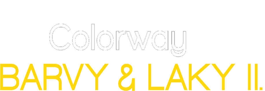 Colorway Barvy & Laky Štětí
